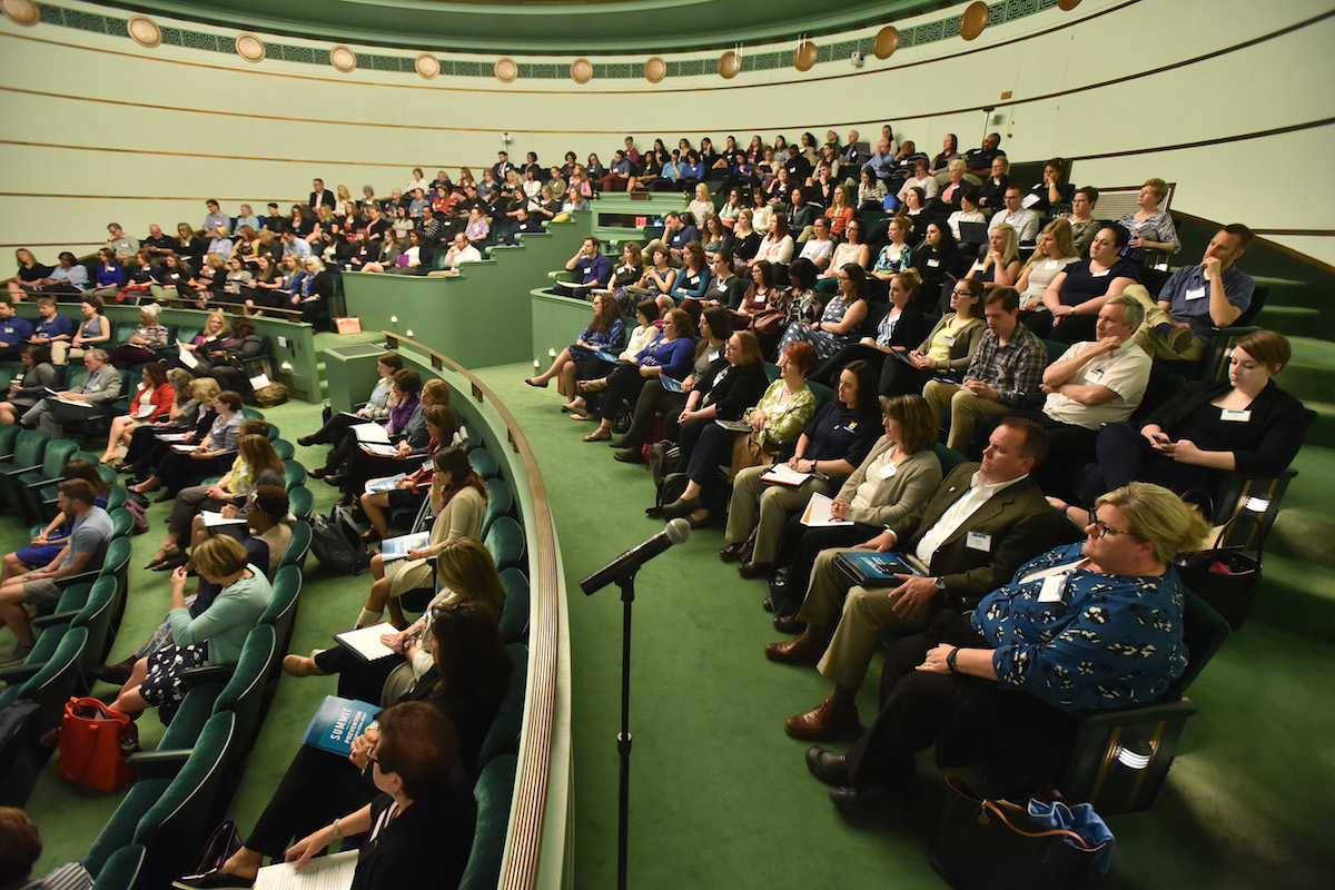 people sitting in conference event planning ann arbor event management ann arbor conference planning ann arbor conference management ann arbor